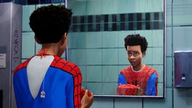 CINEMA PSYCHODRAME (6) - Spider-Man: Into the Spider-Verse (Bob Persichetti, Peter Ramsey, Rodney Rothman)